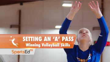 SETTING AN 'A' PASS