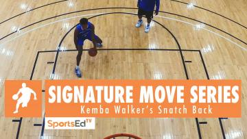 Signature Move Series: Kemba Walker's Snatch Back
