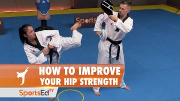 HOW TO IMPROVE YOUR HIP STRENGTH