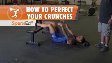 How To Perfect Your Crunches