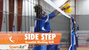 SIDE STEP BLOCKING: Essential Blocking Skill