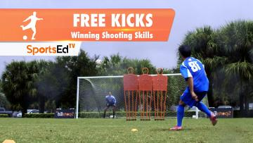 FREE KICKS - Winning Shooting Skills • Ages 17+