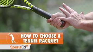 How to Choose a Tennis Racquet