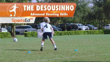 THE DESOUSINHO - Advanced Shooting Skills • Ages 10+