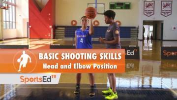 Basic Shooting Skills - Head and Elbow (Female)