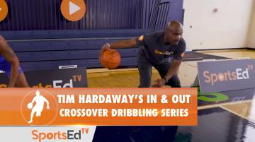 In and Out Dribble Featuring Tim Hardaway