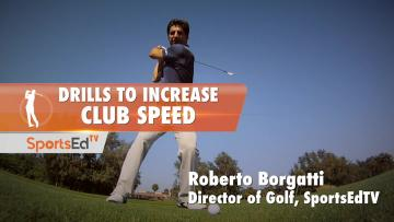 Drills To Increase Club-Head Speed