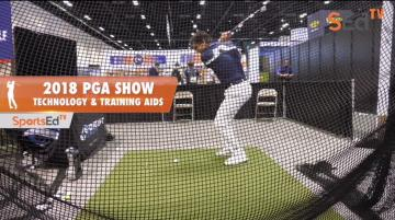 2018 PGA Show Review: Technology & Training Aids