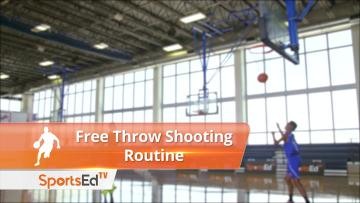 Free Throw Shooting Routine