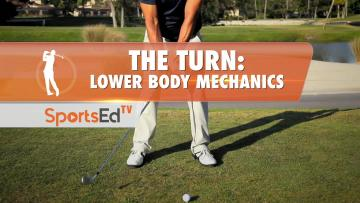 The Turn: Lower Body Mechanics