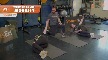Warm Up To Win: Improve Mobility For Esports Performance