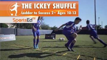 ICKEY SHUFFLE - Ladder To Success 2 •Ages 10-13