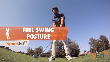 Full Swing Posture