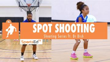 Spot Shooting For Beginners Ft. Dr. Dish