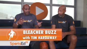 Bleacher Buzz With Tim Hardaway