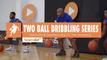 Two-Ball Dribbling Series Ft. Tim Hardaway