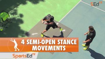 4 Semi-Open Stance Movements