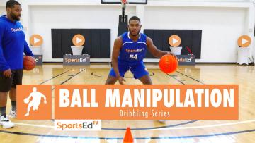 Ball Manipulation Drill