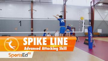 SPIKE LINE: Advanced Attacking Skill