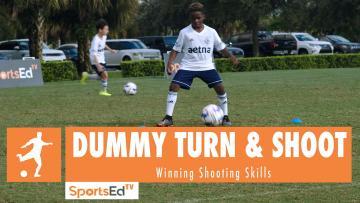 DUMMY TURN & SHOOT - Winning Shooting Skills • Ages 10-13