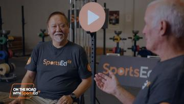 SportsEdTV talks to Coach Bob Takano
