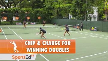 Doubles Tip-Chip & Charge