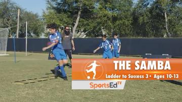 THE SAMBA - Ladder To Success 3 • Ages 10-13