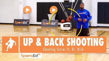 Up & Back Shooting - Shooting Series ft. Dr. Dish