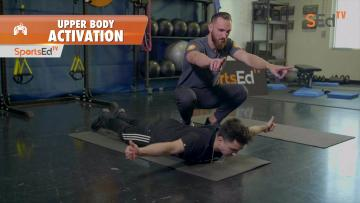 Prepare to Win:  Upper Body Activation for Esports 3
