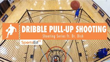 Dribble Pull-Up Shooting - Shooting Series ft. Dr. Dish