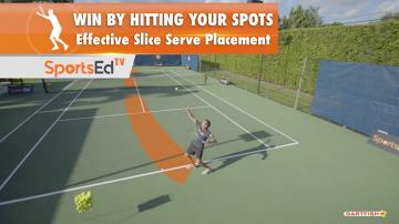 Slice Serve Placement