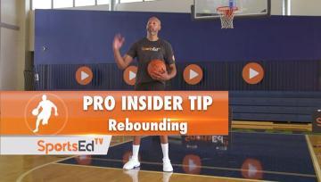 Pro Insider Tip 4 - Rebounding