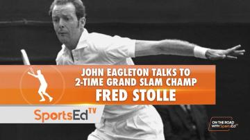 John Eagleton speaks with Fred Stolle