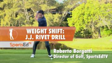 Weight Shift: J.J. Rivet Drill