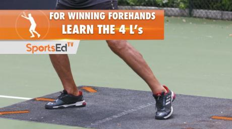 Forehand Overview Part 2-Lean, Lift, Load & Leverage