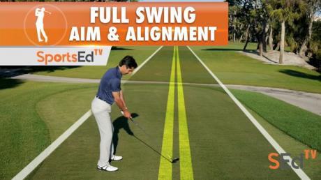 Full Swing Aim & Alignment