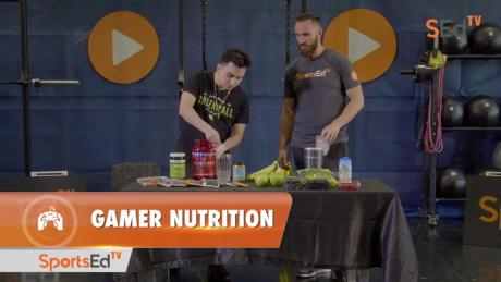 Eat to Win in Esports: Gamer Nutrition