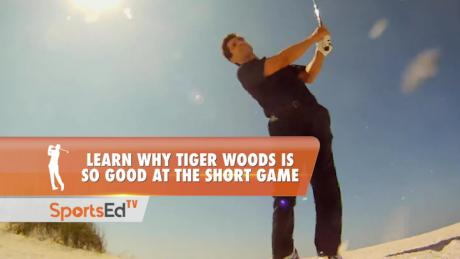 Learn Why Tiger Woods Is So Good At The Short Game