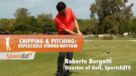 Chipping & Pitching: Repeatable Stroke Rhythm
