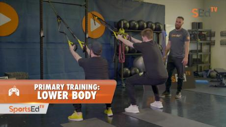 Primary Training For Esports: Improve Lower Body Strength and Mobility