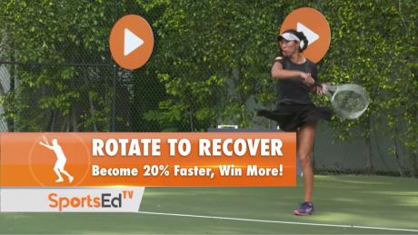 Forehand Overview Part 6-Rotate to Recover