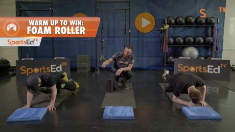 Warm Up To Win: Foam Roller Exercises For Esports Success