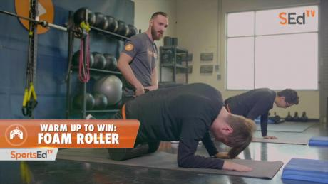 Warm Up To Win: Foam Roller Exercises For Esports