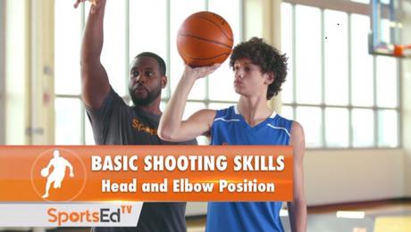 Basic Shooting Skills - Head And Elbow (Male)