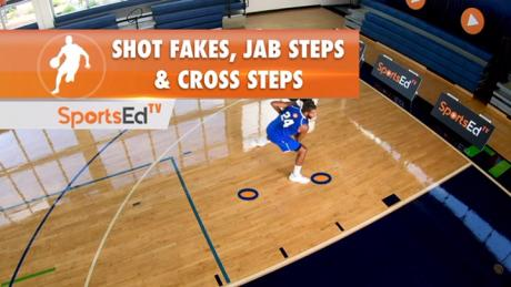 Shot Fakes, Jab Steps And Cross Steps