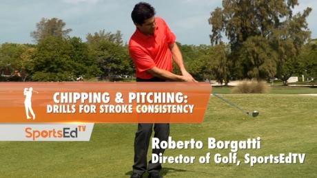 Chipping & Pitching: Drills For Stroke Consistency