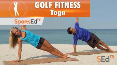 Golf Fitness: Yoga