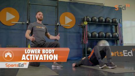 Preparing to Win: Lower Body Activation for Esports