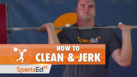 How To Clean & Jerk