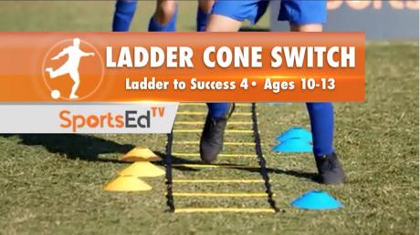 LADDER CONE SWITCH - Ladder To Success 4 • Ages 10-13
